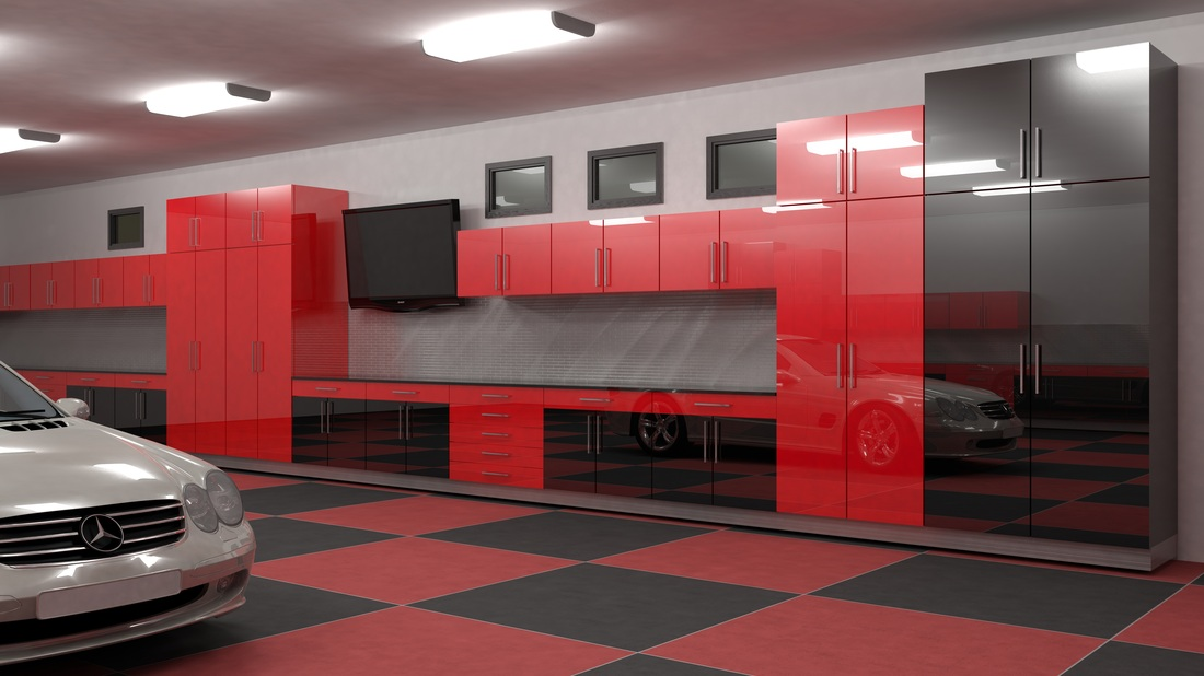 Custom Garage Interiors Www Pixshark Com Images